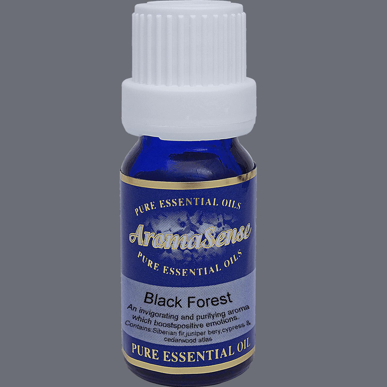 Black forest essential oil blend