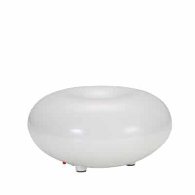 Electric Essential oil diffuser white