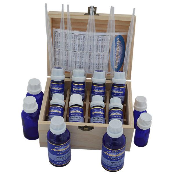 Essential oils starter kit beginner