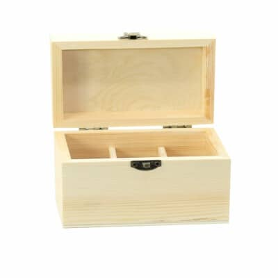 Essential oil storage box 6 hole