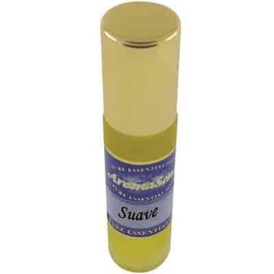 Suave essential oil perfume