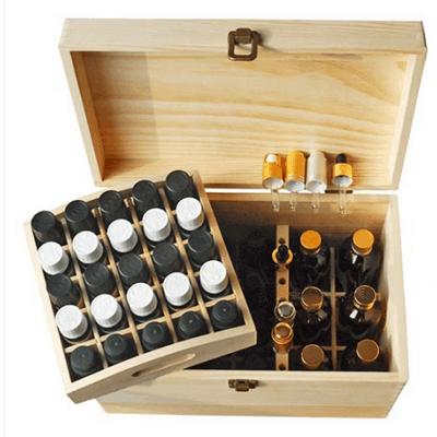 Essential oil storage box 47 hole